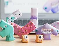 Aimy's Award toys