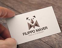 Filippo Maver Web Designer brand
