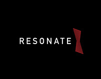 Resonate Brand Identity and Website