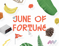 June Of Fortune 2016 - Unkl347