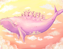 Coral Whale