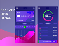 Bank App UI/UX