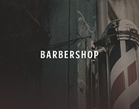 Barbershop Logo Creation