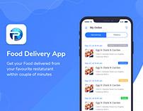 Restaurant Food Delivery App