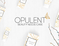 OPULENT-Beauty Needs Care