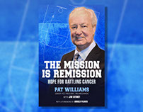 The Mission is Remission Book Cover Design