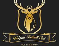 Watford FC Logo Elegance Design