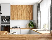 Smal Kitchen