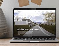 Augere Real Estate | web
