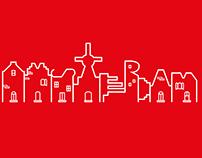 Amsterdam Identity concept