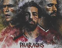 Pharaohs (Gabon 2017)
