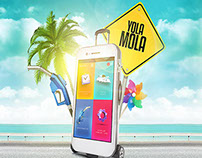 KIA - Yola Mola Mobile Application Website UX