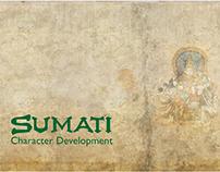 Character Design - Sumati