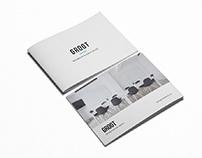 Groot Interior Design A5 Brochure