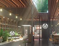 Body Shop - Concept Store