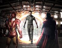 Fan affiche : Avenger Infinity War