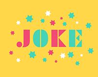 The Killing Joke Kinetic Type