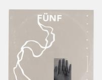 Ostgut Ton: Fünf — Vinyl Design