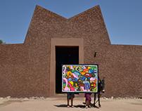 Jardin Rouge Art Residence 2011/2013