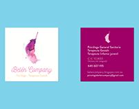 """Branding """"Belen Company"""", psicóloga terapeuta Gestalt"""
