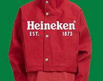 Heineken 2018 Credentials Campaign