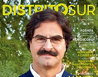 Revista Distrito Sur - Número 03, Junio 2017.