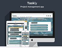 Taskly - design process