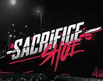 Sacrifice Shoe, (Vans&MeatPack)