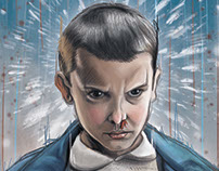 Stranger Things: Eleven