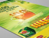 UFS Lipton Green Tea Promo 2014