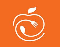 Diseño de Marca y diseño web para La Manzana Naranja