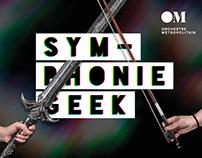 Orchestre Métropolitain : Campagne Publicitaire Fictive