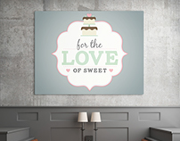 For the Love of Sweet Branding