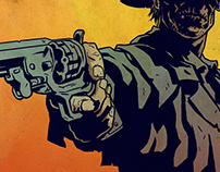 Hard West Comic Book