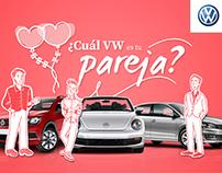 VW Agua Azul | ¿Cuál VW es tu pareja? | Campaña RS