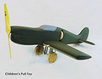 Children's Pull Toy