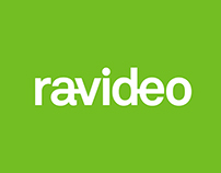 Ravideo Visual Identity