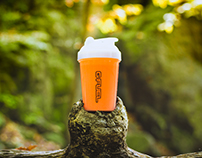 @GFUELEnergy x Hiking
