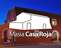 Logo Masia Casa Roja