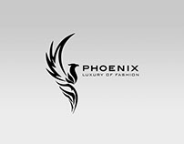 Phoenix logo + stationary