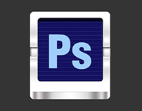 Photoshop CS6 Icon App - Photoshop Tutorial