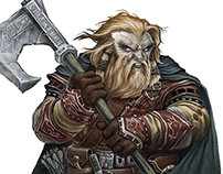 Paizo's; Pathfinder - Iconic characters for PZO