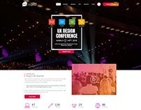 Mockup design for events