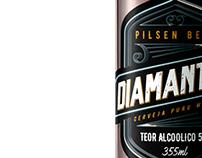 Rótulo Diamantina | Uai Bier