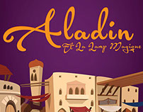 Aladin (Et la lamp magique)
