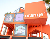 Orange_Porto_Summer Booth