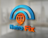 Netro Fix Markalama & Web Tasarımı
