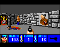 Wolfenstein Deathmatch Trilogy for Atari Lynx