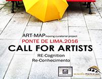"""Exhibition  for """"ART-MAP INTERNATIONAL ART FESTIVAL"""""""