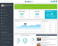 Administer - Admin Template